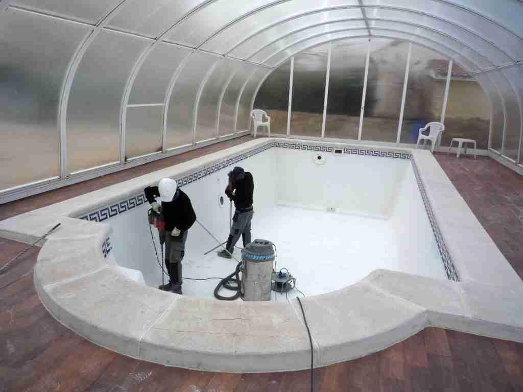 grietas piscina por asentamiento