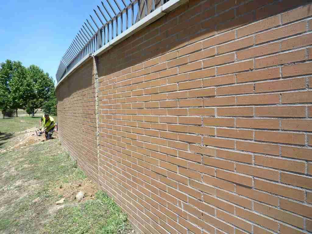 Caso exito 6 - Tramo de muro exterior en edificio de viviendas